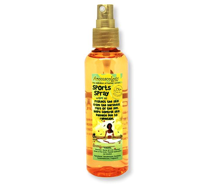 Sports Spray SPF60