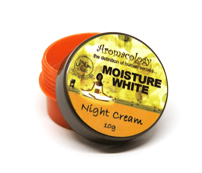 Moisture White Night Cream