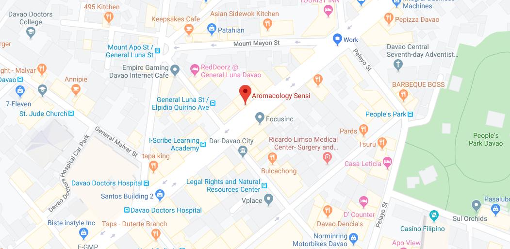 Aromacology Location