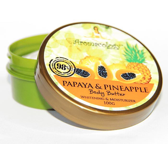 Body Butter - Papaya & Pineapple