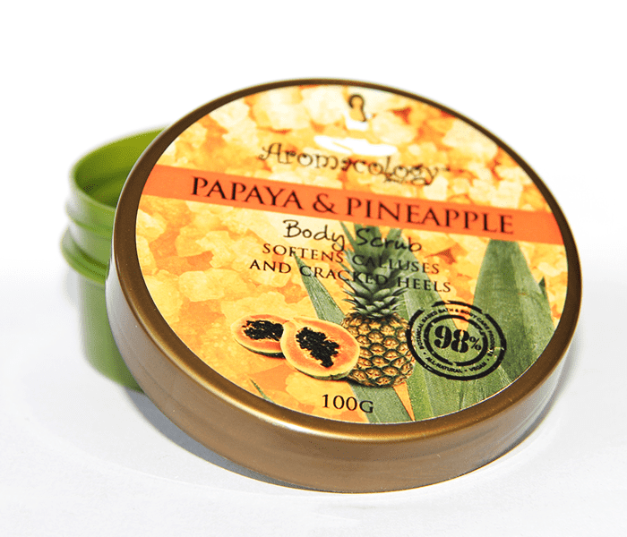 Body Scrub - Pineapple & Papaya
