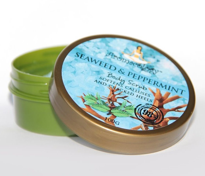 Seaweed & Peppermint Scrub