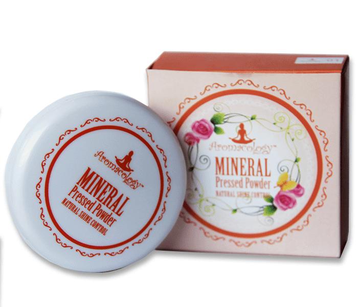 Mineral Pressed Powder